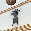 ステンレス切り文字看板(金属看板)